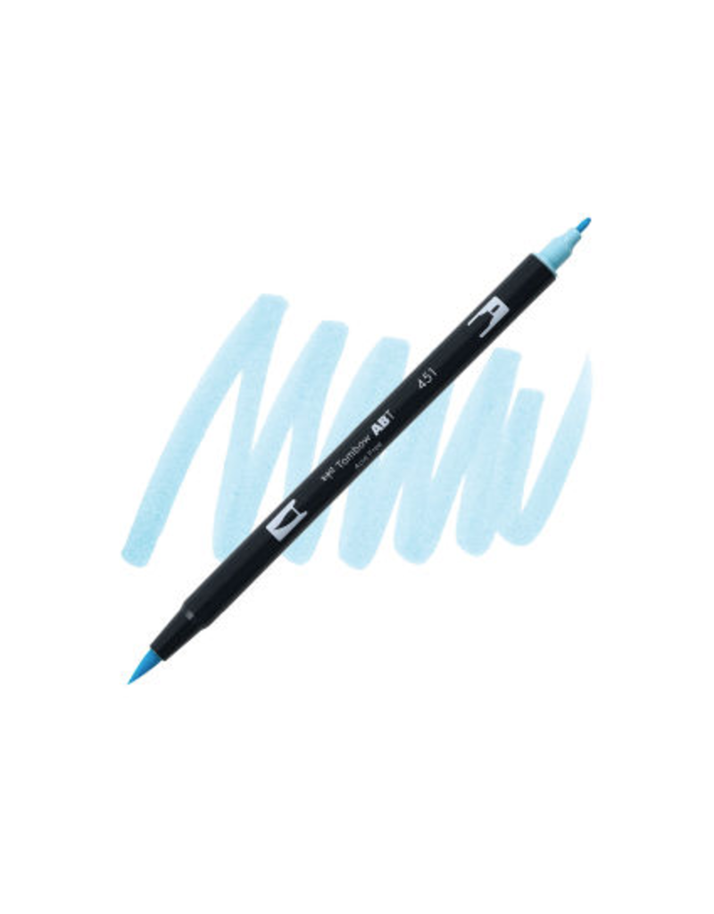 Tombow Dual Brush-Pen  451 Sky Blu