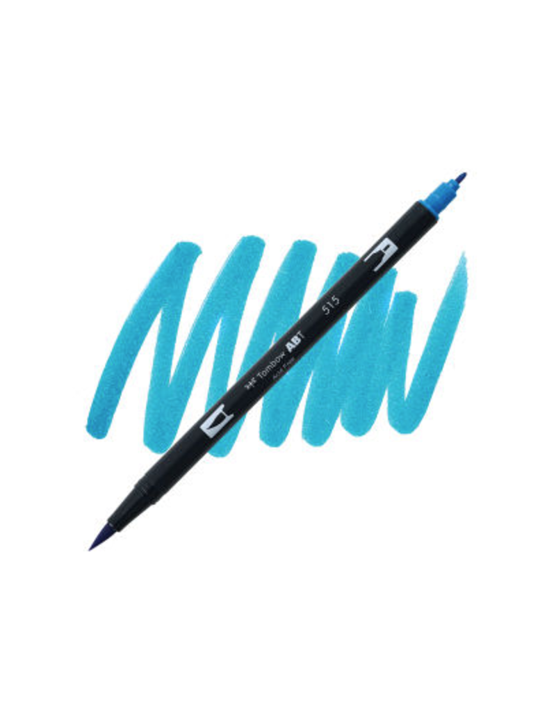 Tombow Dual Brush-Pen  515 Lt Blue