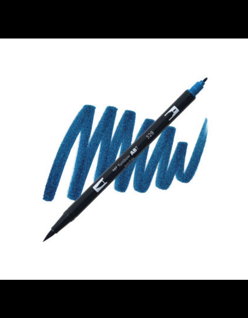 Tombow Dual Brush-Pen  528 Navy Blue