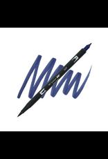 Tombow Dual Brush-Pen 569 Jet Blue