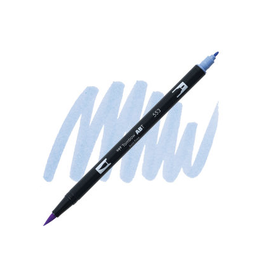 Tombow Dual Brush-Pen  553 Mist Purp