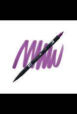 Tombow Dual Brush-Pen  676 Roy Purpl