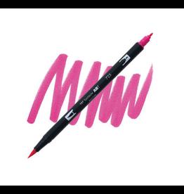 Tombow Dual Brush-Pen  725 Rhoda Red