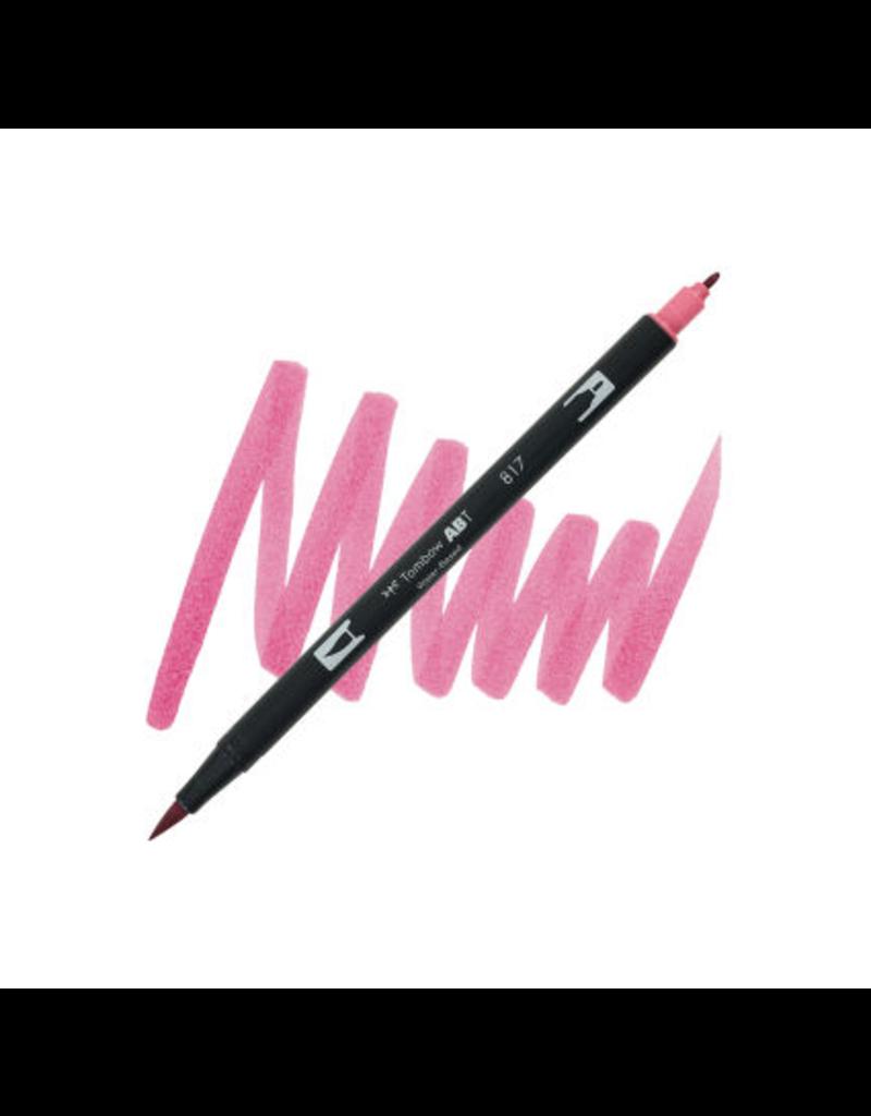 Tombow Dual Brush-Pen  817 Mauve