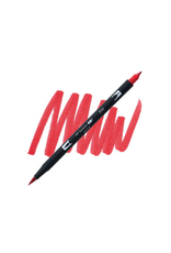 Tombow Dual Brush-Pen  856 Chin Red