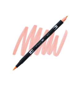 Tombow Dual Brush-Pen  873 Coral