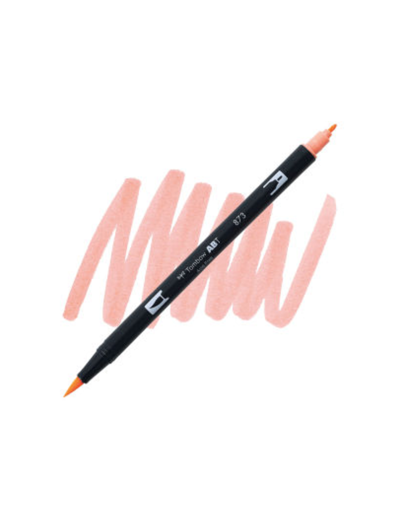 Tombow Dual Brush-Pen  873 Coral