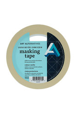 Art Alternatives Tape Masking 1/4Inx60Y