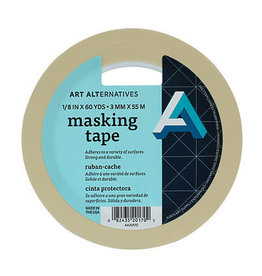Art Alternatives Tape Masking 1/4Inx60Y