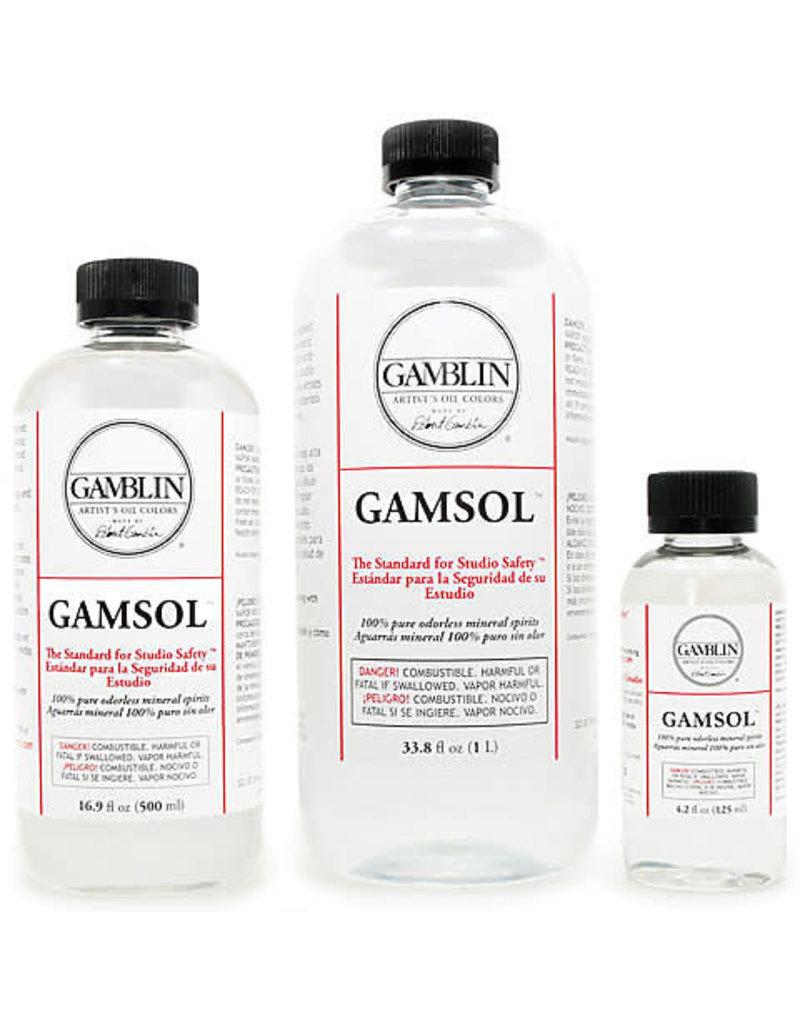 Gamblin Gamsol - 16 Oz