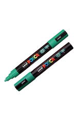 Posca Pc-5M Medium Green