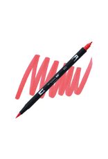 Tombow Dual Brush-Pen885 Warm Red