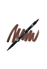 Tombow Dual Brush-Pen  899 Redwood