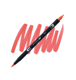 Tombow Dual Brush-Pen  905 Red