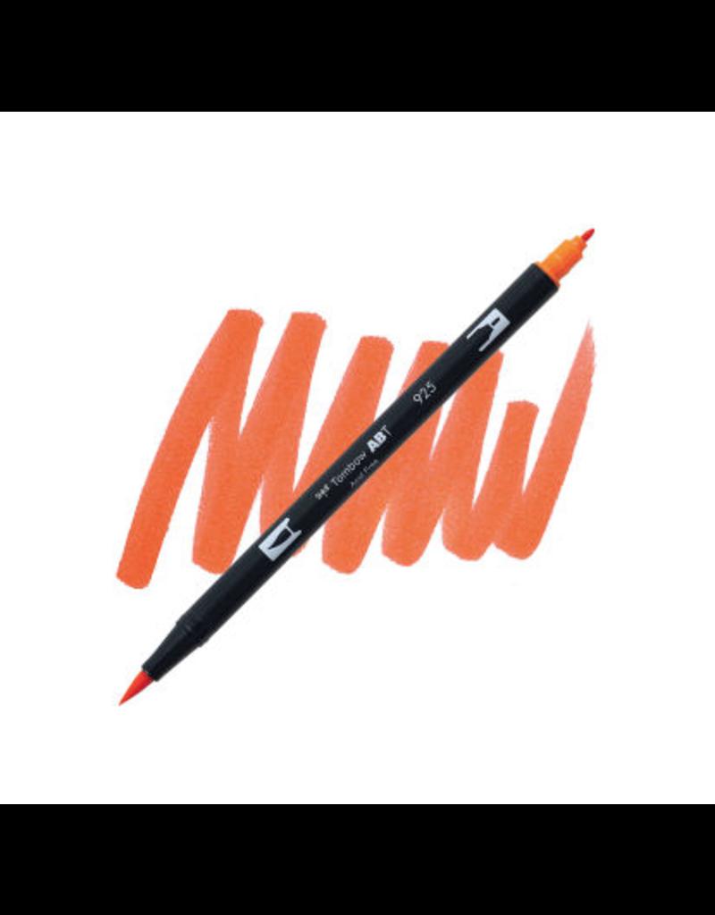 Tombow Dual Brush-Pen  925 Scarlet