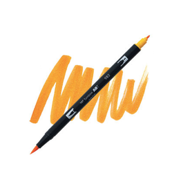 Tombow Dual Brush-Pen  985 Chr Yello