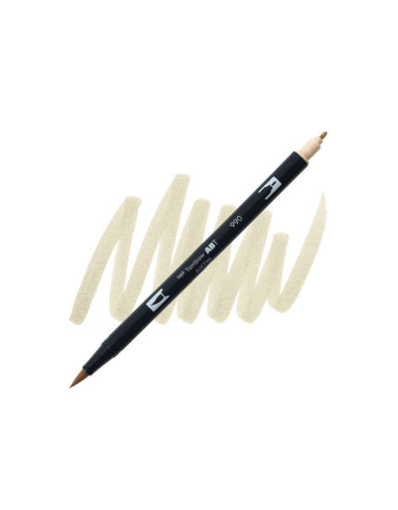 Tombow Dual Brush-Pen  990 Lt Sand