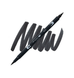 Tombow Dual Brush-Pen  N15 Black