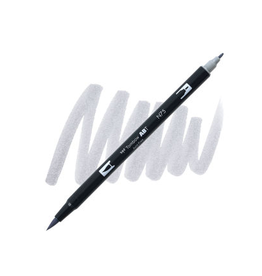 Tombow Dual Brush-Pen  N75 Cl Gy 3