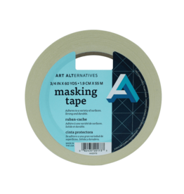 Art Alternatives Tape Masking 3/4Inx60Y