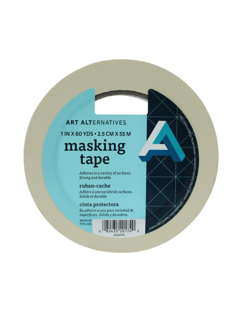 Art Alternatives Tape Masking 1Inx60Yd