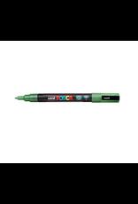 Posca Pc-3M Fine Glitter Green