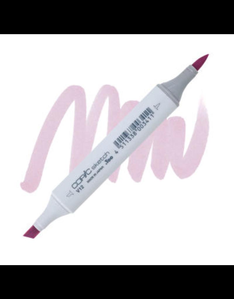 Copic Copic Marker V12 - Pale Lilac