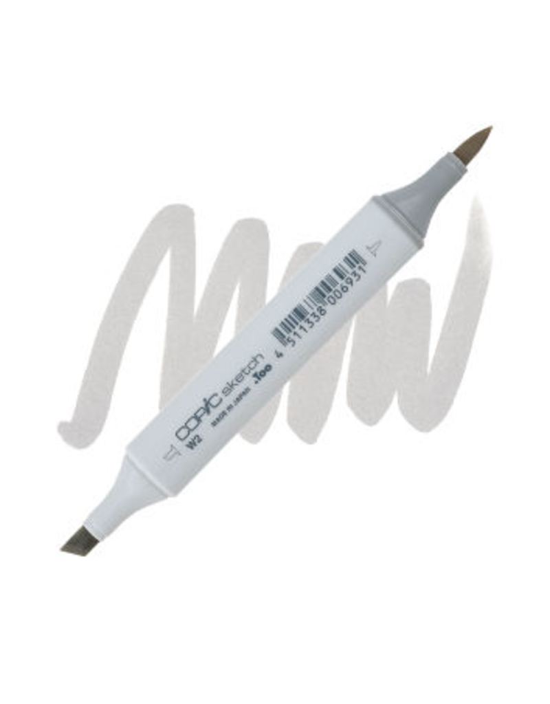 Copic Copic Marker W2 - Warm Gray
