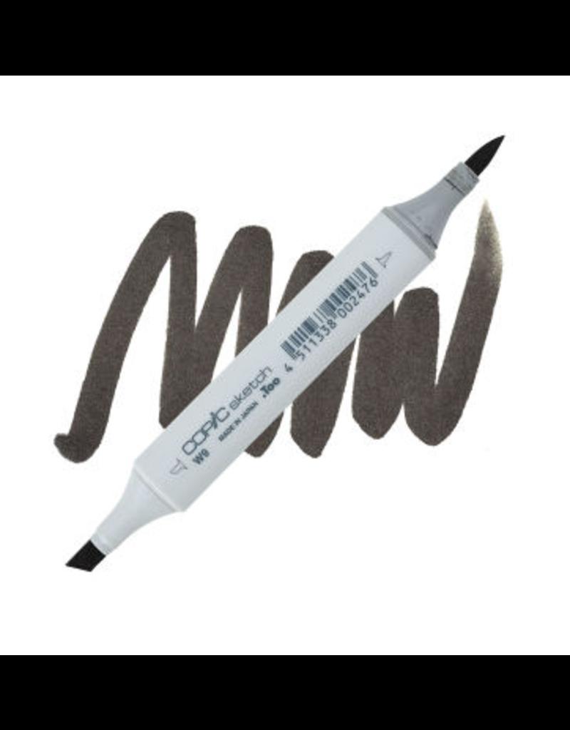 Copic Copic Marker W9 - Warm Gray