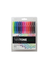 Tombow Twintone Set 12/Bright
