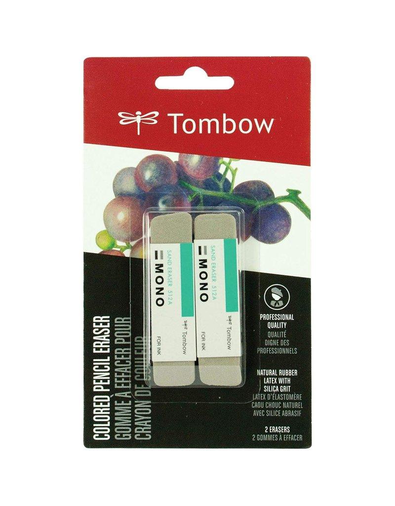 Tombow Mono Japan Sand Eraser 2/Cd