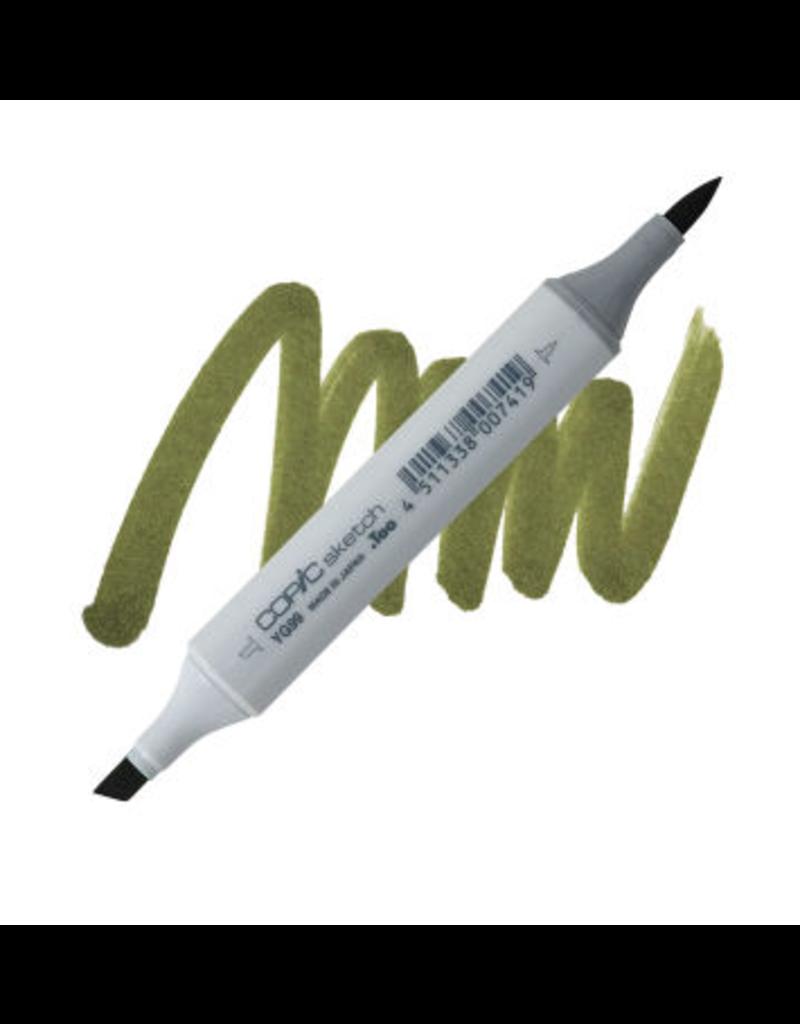 Copic Copic Sketch Yg99 - Marine Green