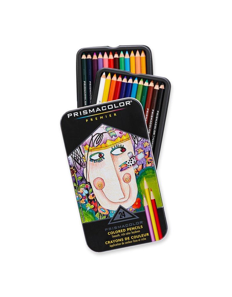 Sanford Prismacolor Color Pencils 24ct