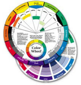 Color Wheel Co Color Wheel 9 1/4In