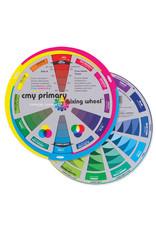 Color Wheel Co Cmy Primary Mix Wheel 7 3/4