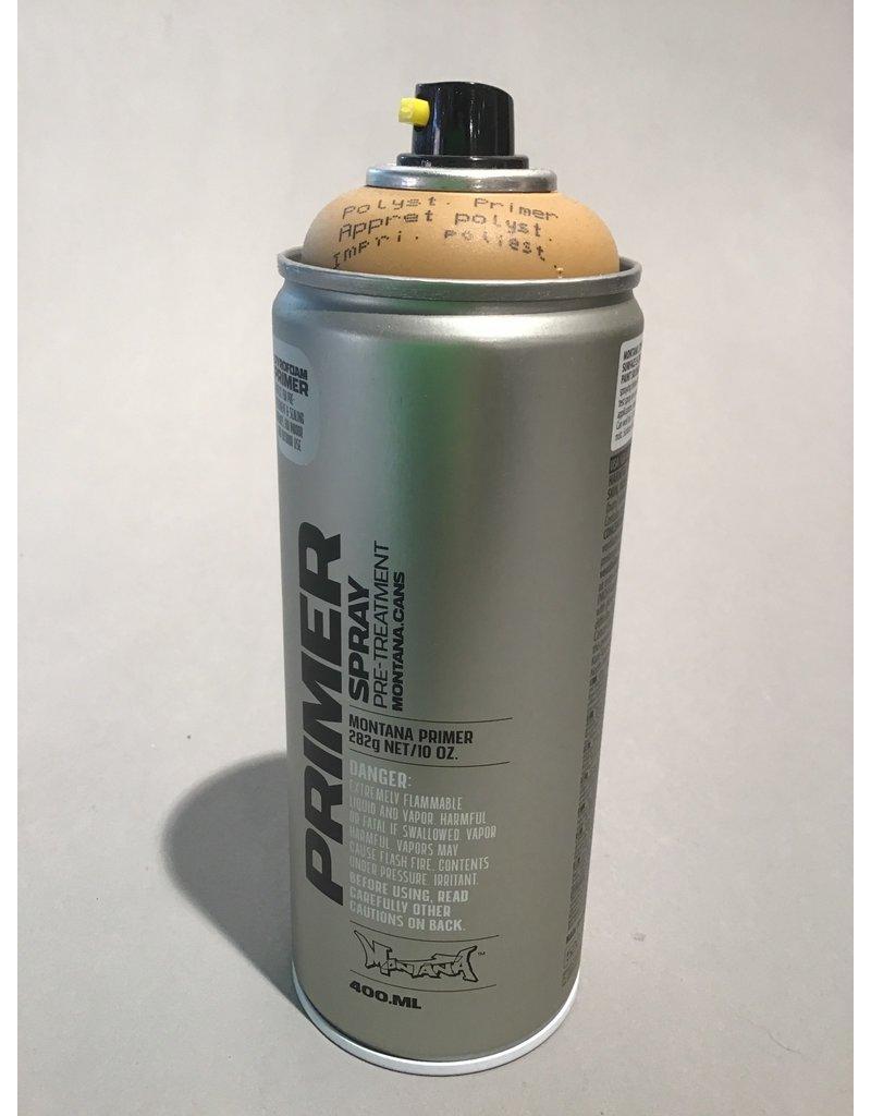 Montana Montana Tech Primers, Styrofoam Primer - 400Ml Spray Can