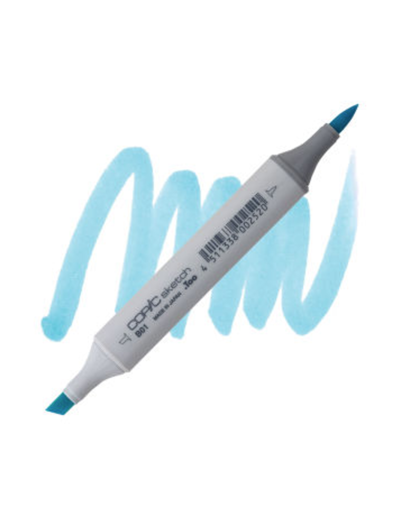 Copic Copic Sketch B01 - Mint Blue