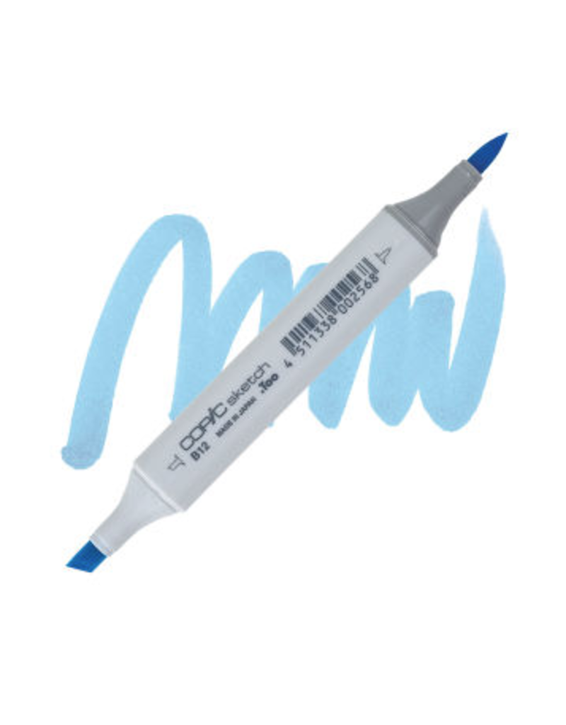 Copic Copic Sketch B12 - Ice Blue