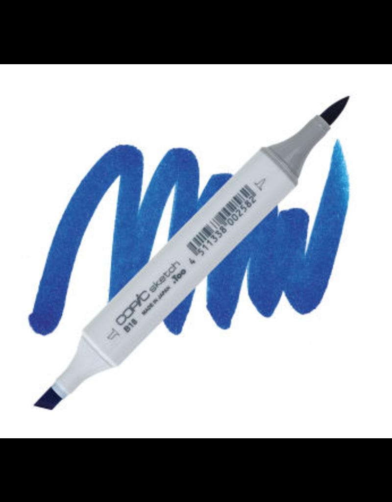 Copic Copic Sketch B18 - Lapis Lazuli