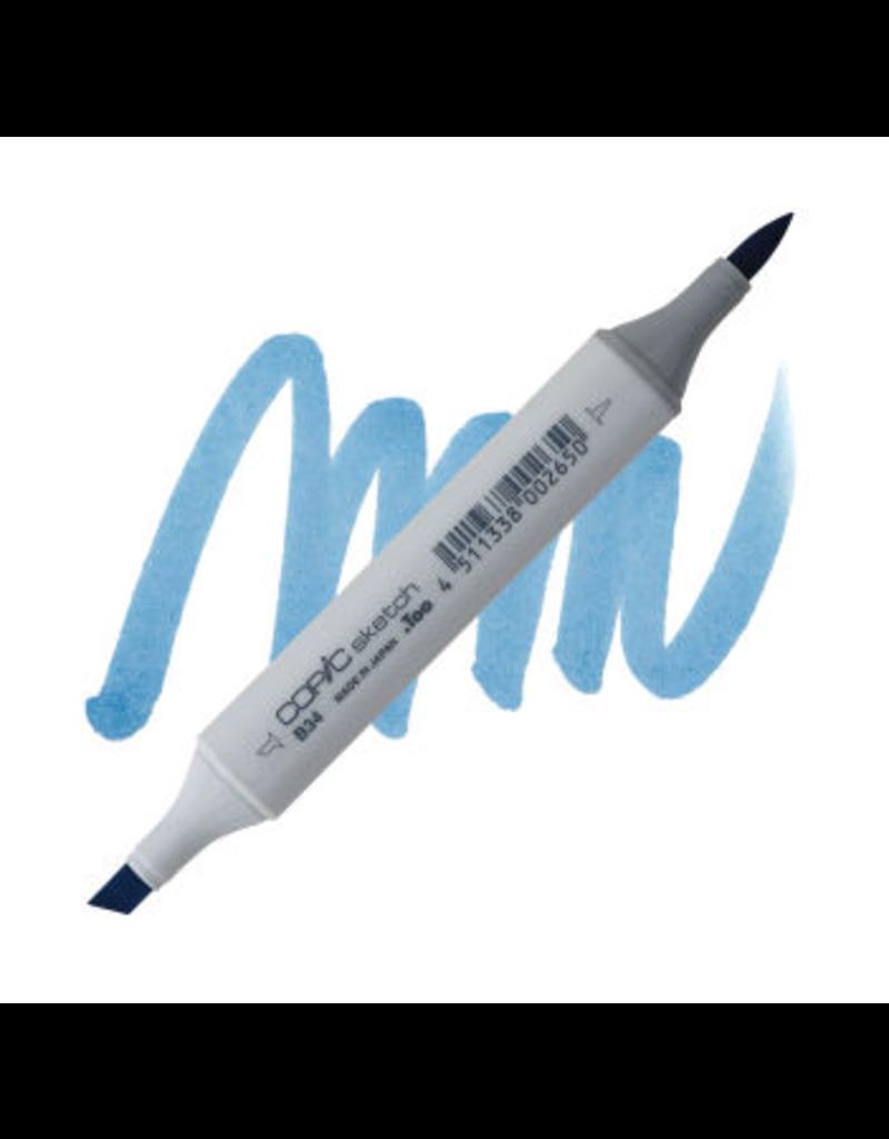 Copic Copic Sketch B34 - Manganese Blue