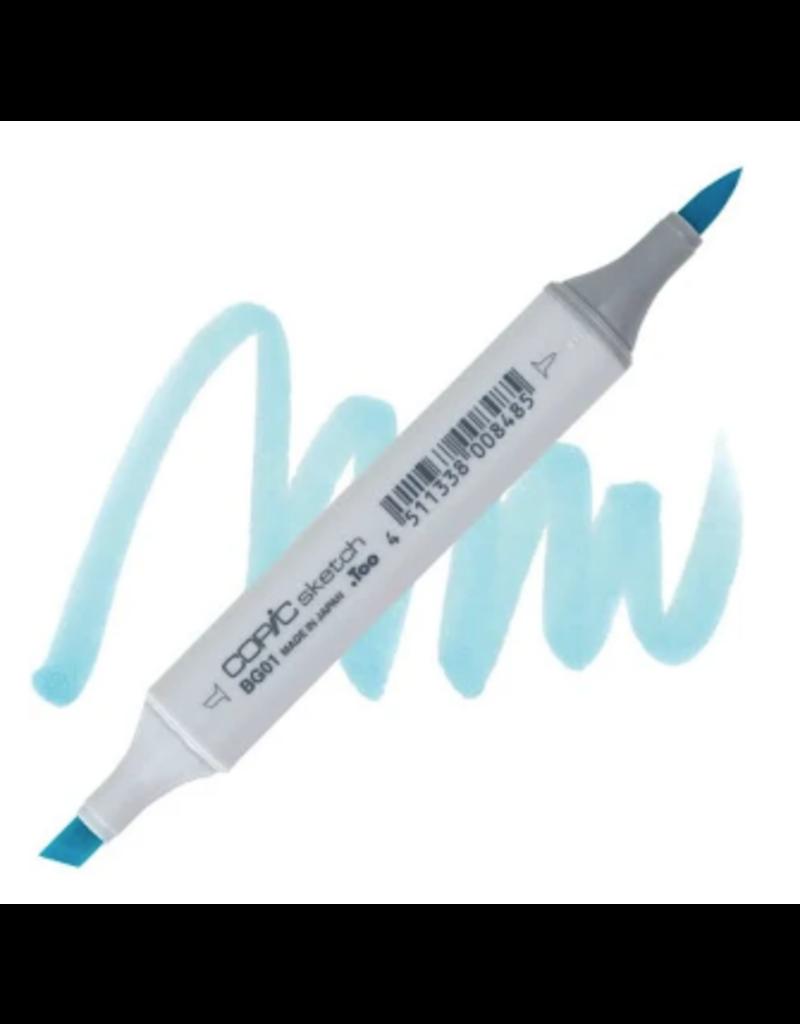 Copic Copic Sketch Bg01 - Aqua Blue
