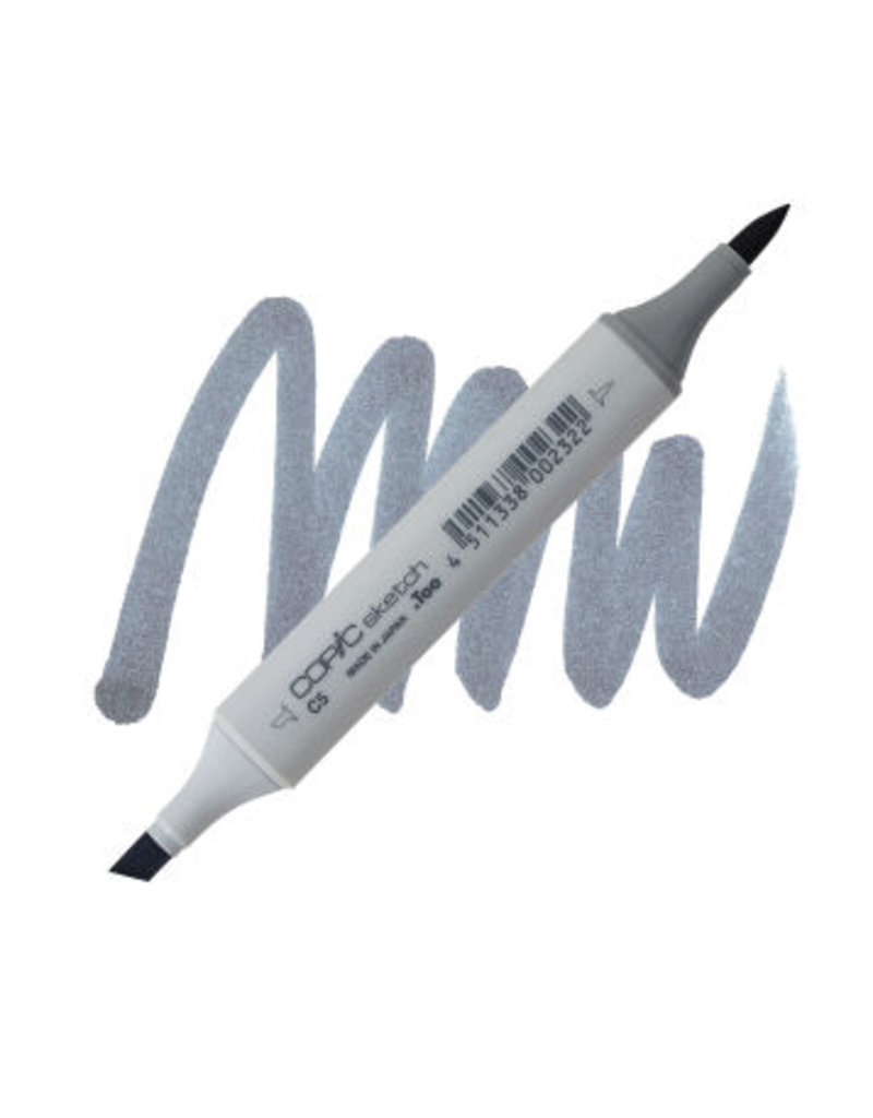 Copic Copic Sketch C5 - Cool Gray