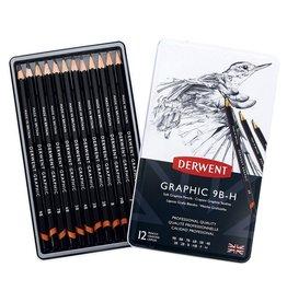 Derwent Graphic Pencil-Sketching Set