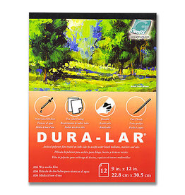 GRAFIX Pad (12 Shts) .004 Wet Media Dura-Lar 14X17