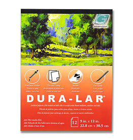 GRAFIX Pad (12 Shts) .004 Wet Media Dura-Lar 9X12