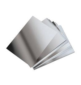 GRAFIX Duralar Silver 20X27 .005
