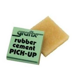 GRAFIX Rubber Cement Pick Up