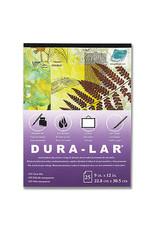 GRAFIX Pad (25 Shts) .005 Clear Dura-Lar 9X12