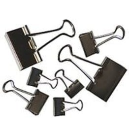 Universal Binder Clip 9/16'' Mini