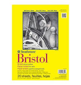 Strathmore Bristol 300 Smooth Pad 19X24 20Sh